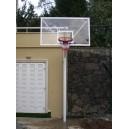 Basketbol Potası Cam Panya OZ-104