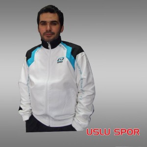 Lotto Damla Kumaş Eşofman (beyaz-lacivert-turkuaz)