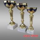Kupa Takım 3 Lü Model (49832-34-36)  21cm-24cm-27cm