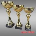 Kupa Takım 3 Lü Model (66363-64-66)  23cm-26cm-29cm