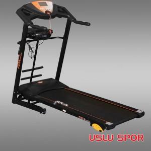 Fox Fitness ST 2000 Masajlı, Mekik Fonksiyonlu Twisterli Koşu Bandı