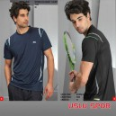 Crozwise İnterlock Basic T-Shirt   7029
