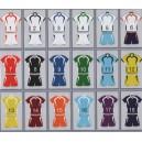 Futbol Forma Takım ARENA Model