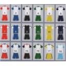 Futbol Forma Takım FİNALİST Model