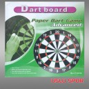 Hedef Tahtası 17*(43 cm) Dart Board